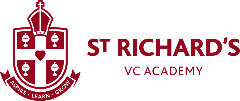 St Richards Voluntary Catholic Academy Logo